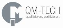 QM-Tech - qualifizieren. zertifizieren.