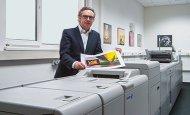 Stiepel + Heidelberg's Linoprint - Qualität und Qualität ziehen sich an