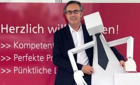 Mr. Paper Toy erobert Stiepel