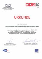Qualifizierungsverbund (WKOÖ), 2013