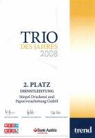 TRIO des Jahres (trend, WKO), 2008